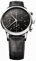 Maurice Lacroix Les Classiques Chronographe Automatique Mens Wristwatch LC6058-SS001-330