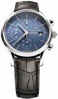 Maurice Lacroix Les Classiques Chronographe Automatique Mens Wristwatch LC6058-SS001-430