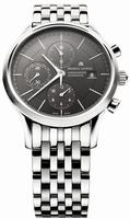 Maurice Lacroix Les Classiques Chronographe Automatique Mens Wristwatch LC6058-SS002-330