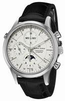Maurice Lacroix Les Classiques Phase de Lune Mens Wristwatch LC6078-SS001-13E