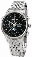 Maurice Lacroix Les Classiques Phase de Lune Mens Wristwatch LC6078-SS002-33E