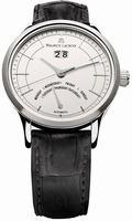Maurice Lacroix Les Classiques Jours Retrograde  Mens Wristwatch LC6358-SS001-13E