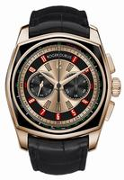 Roger Dubuis La Monegasque Chronograph Big Number Men Wristwatch MG44-680-59-00/0IR01/B