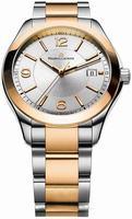 Maurice Lacroix Miros Date Mens Wristwatch MI1018-PVP13-130