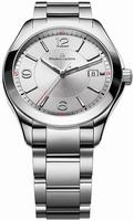 Maurice Lacroix Miros Date Mens Wristwatch MI1018-SS002-130
