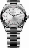 Maurice Lacroix Miros Date Mens Wristwatch MI1018-SS002-131