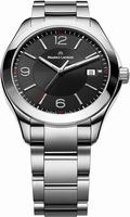 Maurice Lacroix Miros Date Mens Wristwatch MI1018-SS002-330