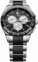 Maurice Lacroix Miros Chronograph Mens Wristwatch MI1028-SS002-331