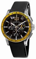 Maurice Lacroix Miros Sport Mens Wristwatch MI1098-SS051-331