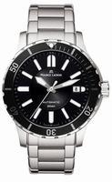 Maurice Lacroix Miros Round Diver Mens Wristwatch MI6028-SS042-330