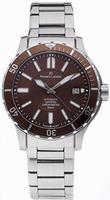 Maurice Lacroix Miros Round Diver Mens Wristwatch MI6028-SS072730