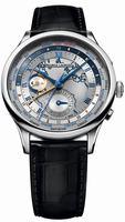 Maurice Lacroix Masterpiece Worldtimer Mens Wristwatch MP6008-SS001-111