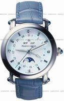 Maurice Lacroix Masterpiece Phase De Lune Ladies Wristwatch MP6066-SS001-17E