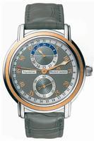 Maurice Lacroix Masterpiece Regulator Mens Wristwatch MP6148-PS101-220