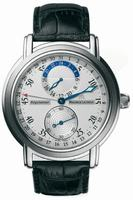 Maurice Lacroix Masterpiece Regulator Mens Wristwatch MP6148-SS001-120