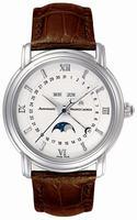 Maurice Lacroix Masterpiece Phase de Lune Mens Wristwatch MP6347-SS001-19E