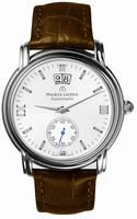 Maurice Lacroix Masterpiece Grand Guichet Mens Wristwatch MP6378-SS001-290BR