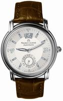 Maurice Lacroix Masterpiece Grand Guichet Mens Wristwatch MP6378-SS001-920