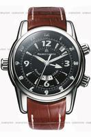 Maurice Lacroix Masterpiece Reveil Globe Mens Wristwatch MP6388-SS001-330