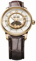 Maurice Lacroix Masterpiece Phase de Lune Mens Wristwatch MP6428-PG101-11E