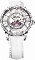 Maurice Lacroix Masterpiece Phase de Lune Ladies Wristwatch MP6428-SD501-17E