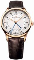Maurice Lacroix Masterpiece Cinq Aiguilles Mens Wristwatch MP6507-PG101-110