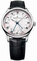 Maurice Lacroix Masterpiece Cinq Aiguilles Mens Wristwatch MP6507-SS001-112