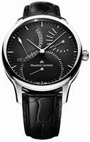 Maurice Lacroix Masterpiece Calendrier Retrograde Mens Wristwatch MP6508-SS001-330