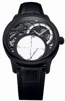 Maurice Lacroix Masterpiece Seconde Mysterieuse Mens Wristwatch MP6558-PVB01-090