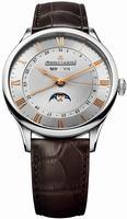 Maurice Lacroix Masterpiece Phase de Lune Mens Wristwatch MP6607-SS001-111