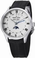 Maurice Lacroix Masterpiece Phase de Lune Mens Wristwatch MP6607-SS001-112