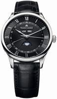 Maurice Lacroix Masterpiece Phase de Lune Mens Wristwatch MP6607-SS001-310