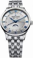 Maurice Lacroix Masterpiece Phase de Lune Mens Wristwatch MP6607-SS002-110