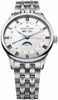 Maurice Lacroix Masterpiece Phase de Lune Mens Wristwatch MP6607-SS002-112