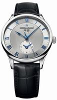 Maurice Lacroix Masterpiece Date GMT Mens Wristwatch MP6707-SS001-110