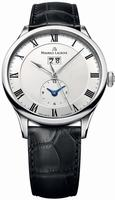 Maurice Lacroix Masterpiece Date GMT Mens Wristwatch MP6707-SS001-112