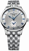 Maurice Lacroix Masterpiece Date GMT Mens Wristwatch MP6707-SS002-110