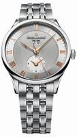 Maurice Lacroix Masterpiece Date GMT Mens Wristwatch MP6707-SS002-111