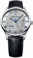 Maurice Lacroix Masterpiece Reserve de Marche Mens Wristwatch MP6807-SS001-110