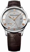 Maurice Lacroix Masterpiece Reserve de Marche Mens Wristwatch MP6807-SS001-111