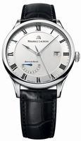 Maurice Lacroix Masterpiece Reserve de Marche Mens Wristwatch MP6807-SS001-112