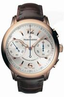 Maurice Lacroix Masterpiece Le Chronographe Mens Wristwatch MP7008-PG101-120