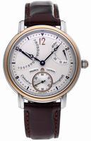 Maurice Lacroix Masterpiece Calendrier Retrograde Mens Wristwatch MP7068-PS001-190