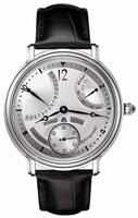 Maurice Lacroix Masterpiece Calendrier Retrograde Mens Wristwatch MP7068-SS001-191