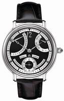 Maurice Lacroix Masterpiece Calendrier Retrograde Mens Wristwatch MP7068-SS001-390