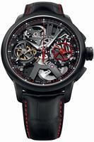 Maurice Lacroix Masterpiece Le Chronographe Squelette Mens Wristwatch MP7128-SS001-300