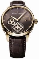 Maurice Lacroix Masterpiece Roue Carree Seconde Mens Wristwatch MP7158-PG101-700