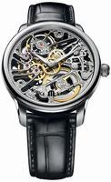 Maurice Lacroix Masterpiece Squelette Mens Wristwatch MP7208-SS001-000