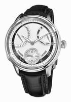 Maurice Lacroix MasterPiece Mens Wristwatch MP7268-SS001110