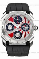 Gerald Genta Octo Perpetual Mens Wristwatch OQM-Y-60-515-CN-BD